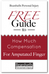 How Much Compensation for Amputated Finger (BeardsellsPersonalInjury.co.uk)