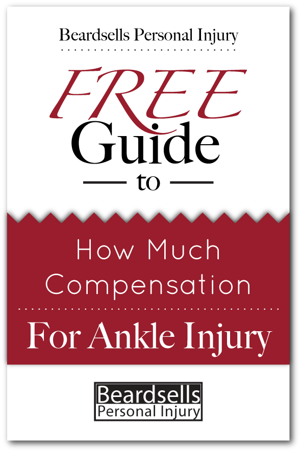 How Much Compensation for an Ankle Injury (BeardsellsPersonalInjury.co.uk)