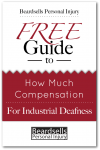 How Much Compensation for Industrial Deafness (BeardsellsPersonalInjury.co.uk)