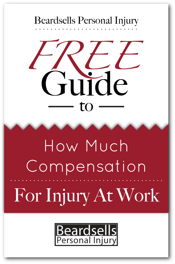 How Much Compensation for an Injury at Work? from BeardsellsPersonalInjury.co.uk