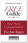 How Much Compensation for Jaw Injury (BeardsellsPersonalInjury.co.uk)