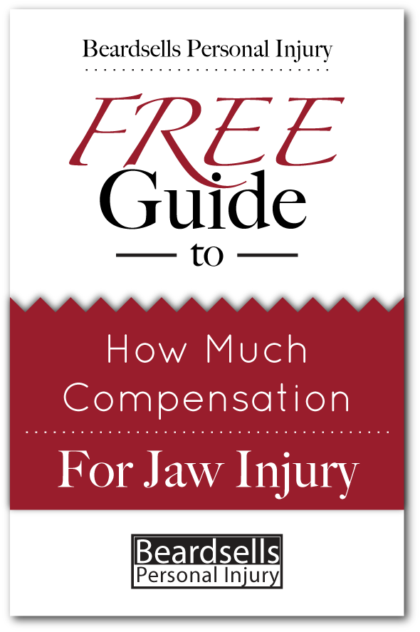 How Much Compensation for a Jaw Injury? (BeardsellsPersonalInjury.co.uk)