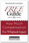 How Much Compensation for Whiplash Injury (BeardsellsPersonalInjury.co.uk)