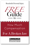 How Much Compensation for a Broken Jaw (BeardsellsPersonalInjury.co.uk)