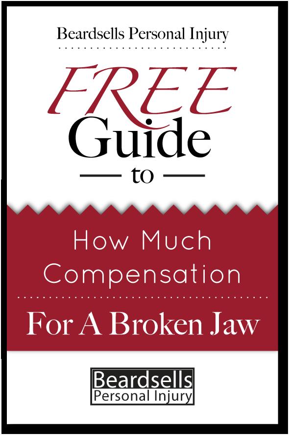 Broken Jaw Compensation (BeardsellsPersonalInjury.co.uk)